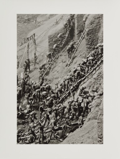 View 35. Thumbnail of Lot 10. 'Serra Pelada, Gold Mine, Brazil'.