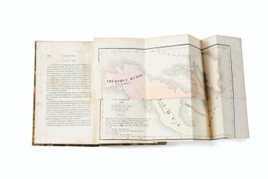 View 2. Thumbnail of Lot 179. De la démocratie en Amérique. 1835-1840. 4 vol. Rare en reliure époque. Ex-Libris Georges Pompidou..