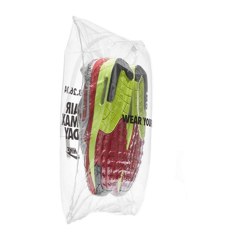 Nike Tinker Hatfield Signed Air Max 1