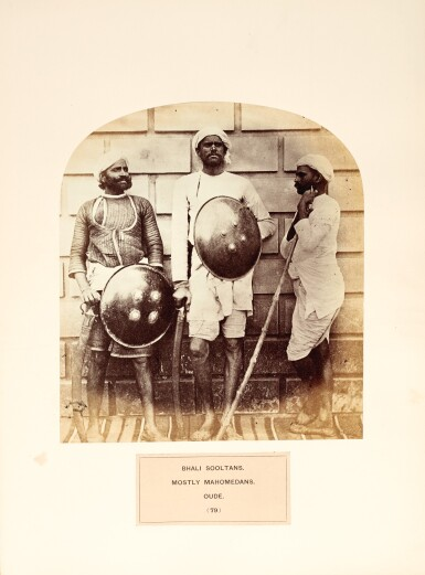 View 4. Thumbnail of Lot 307. Watson and Kaye | The People of India, 1868-1875.