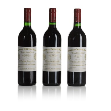 View 1. Thumbnail of Lot 276. Château Cheval Blanc 1989  (12 BT).