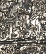 A SILVER PAX, PROBABLY ITALY, CIRCA 1672 |  BAISER DE PAIX EN ARGENT PROBABLEMENT ITALIE, VERS 1672