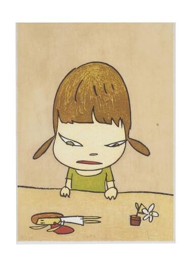 奈良美智 Yoshitomo Nara | 破碎的寶物 Broken Treasures