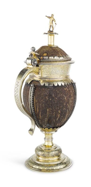 European Silver, Furniture and Ceramics