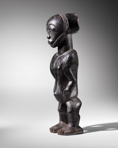 View 2. Thumbnail of Lot 54. Statue, Hemba, République Démocratique du Congo | Hemba figure, Democratic Republic of the Congo.