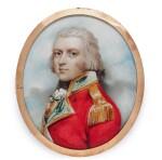 Portrait of Lieutenant General Edwin Hewgill (d. 1809)