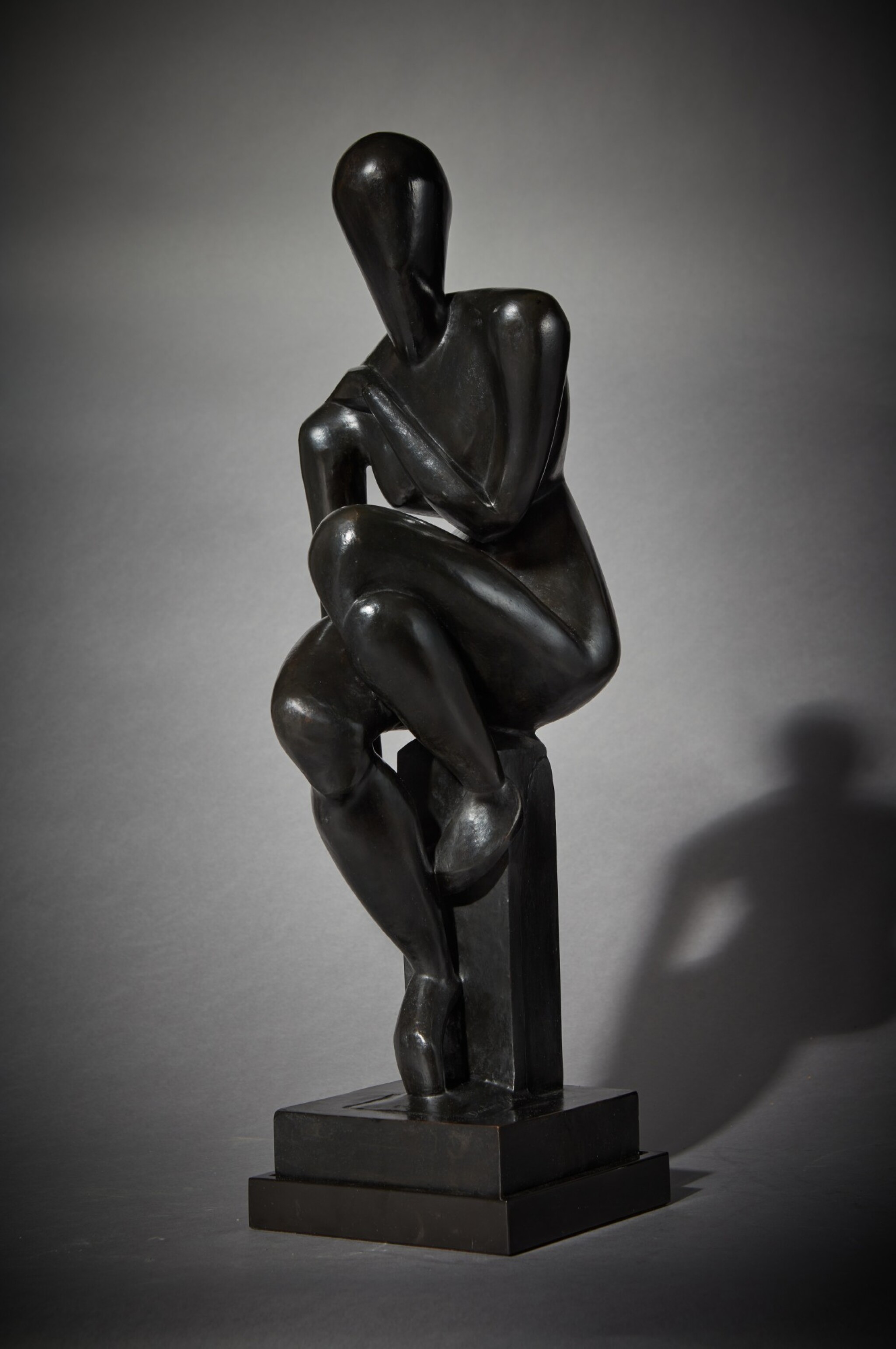 View full screen - View 1 of Lot 13. Femme assise .