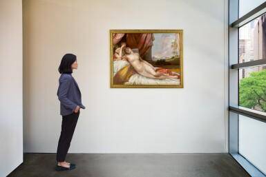 View 4. Thumbnail of Lot 180. Venus and Cupid.