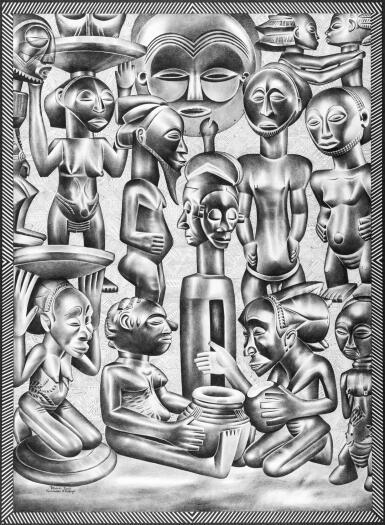 RAYMOND TSHAM MATENG | LE SOLEIL