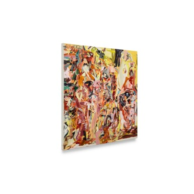 View 3. Thumbnail of Lot 1115. Cecily Brown 塞西麗・布朗 | Unfurl the Flag 展開旗幟.