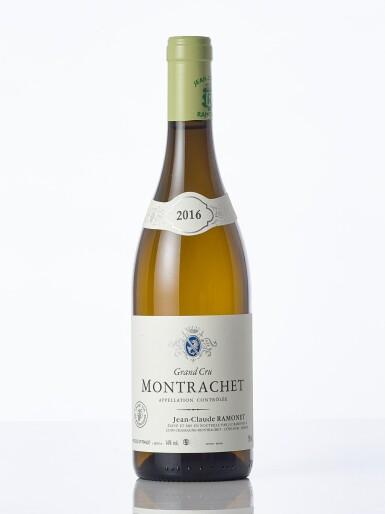 View 1. Thumbnail of Lot 6302. Montrachet 2016 Domaine Ramonet (1 BT)     .