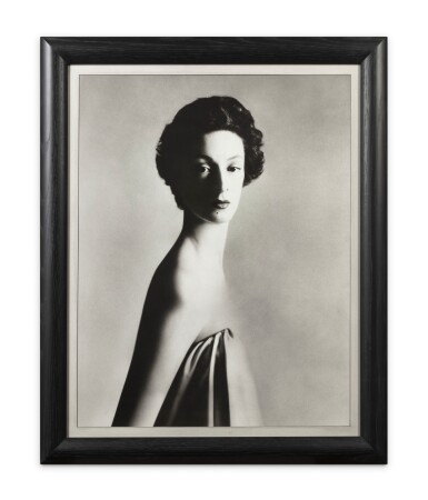 View 2. Thumbnail of Lot 6. Marella Agnelli, NYC, 1953.