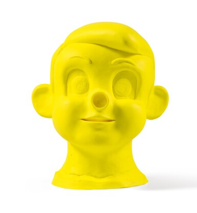 PAUL MCCARTHY   DROP HEAD/BOUNCE HEAD