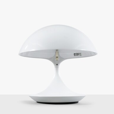 View 3. Thumbnail of Lot 196. ELIO MARTINELLI | TABLE LAMP, MODEL N. 629, DESIGNED IN 1968.