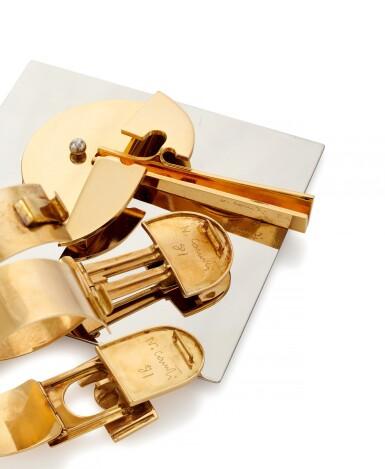 TWO BRACELETS AND A BOX (DUE BRACCIALI E UNA SCATOLA) | NADO CANUTI