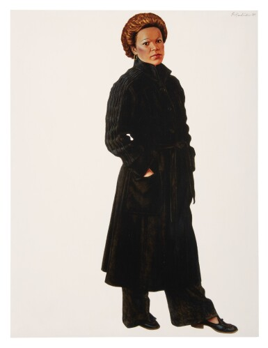 View 1. Thumbnail of Lot 4. BARKLEY L. HENDRICKS | LATIN FROM MANHATTAN...THE BRONX ACTUALLY .