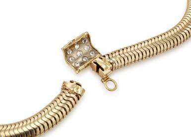DIAMOND NECKLACE (COLLANA CON DIAMANTI)