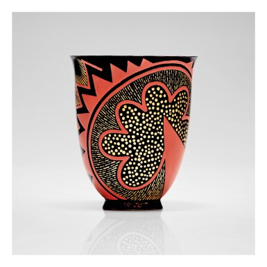 View 1. Thumbnail of Lot 1. Vase.