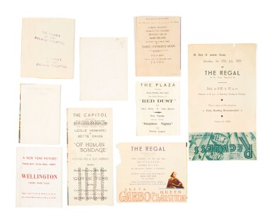 A GROUP OF APPROXIMATELY 367 MIXED HERALDS (1925 TO 1939), US
