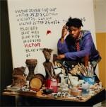 Jean-Michel Basquiat, Great Jones Street Studio, New York