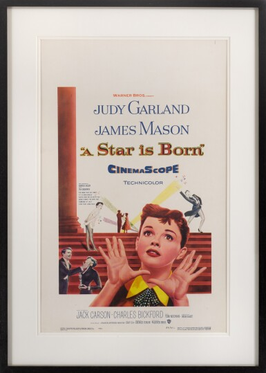 A STAR IS BORN (1954) POSTER, US