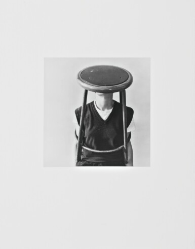 View 2. Thumbnail of Lot 15. ANN HAMILTON | UNTITLED #2 (FROM THE BODY OBJECT SERIES).