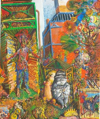 View 3. Thumbnail of Lot 65. Bowery.