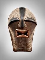 Songye Mask, Democratic Republic of the Congo