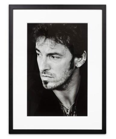 View 2. Thumbnail of Lot 160. Bruce Springsteen, Paris 1988.