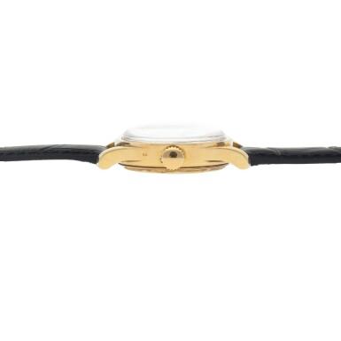 View 5. Thumbnail of Lot 85. Ref. 2555 Yellow Gold Wristwatch Made in 1955 | 百達翡麗 2555型號黃金腕錶,1955年製.