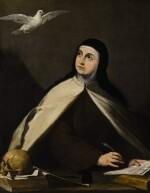 Saint Teresa of Avila (1515–1582) |《亞維拉聖德蘭(1515-1582年)》