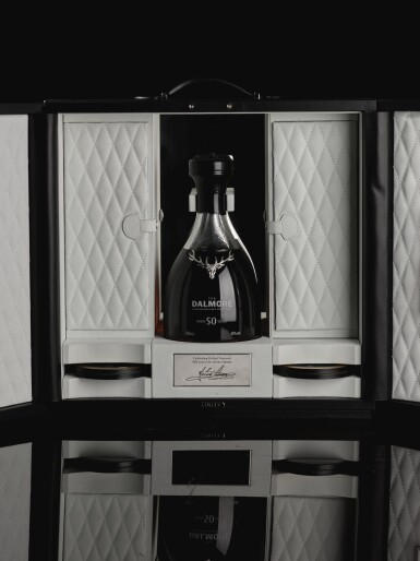 View 3. Thumbnail of Lot 246. THE DALMORE 50 YEAR OLD (2017 RELEASE) 40.0 ABV NV     .