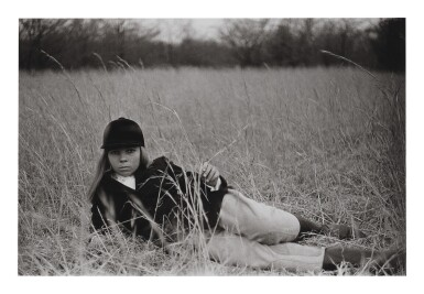 View 1. Thumbnail of Lot 101. DIANE ARBUS | PENELOPE TREE IN THE GRASS.
