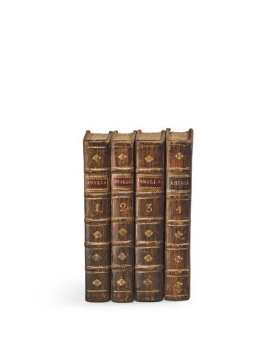 FIELDING, HENRY   Amelia. London: Printed for A. Millar, 1752 [1751?]