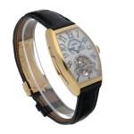 FRANCK MULLER   IMPERIAL TOURBILLON, REF 5850 RM T  YELLOW GOLD MINUTE-REPEATING TOURBILLON WRISTWATCH CIRCA 2000