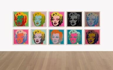 View 1. Thumbnail of Lot 126. Marilyn Monroe (Feldman & Schellman II.22-31).