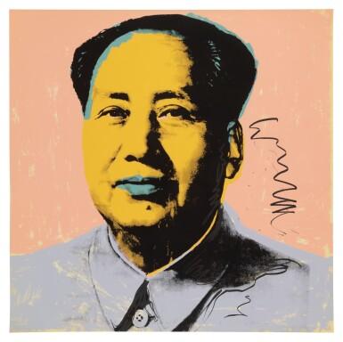 View 3. Thumbnail of Lot 16. Mao (Feldman & Schellmann II.90 - 99).
