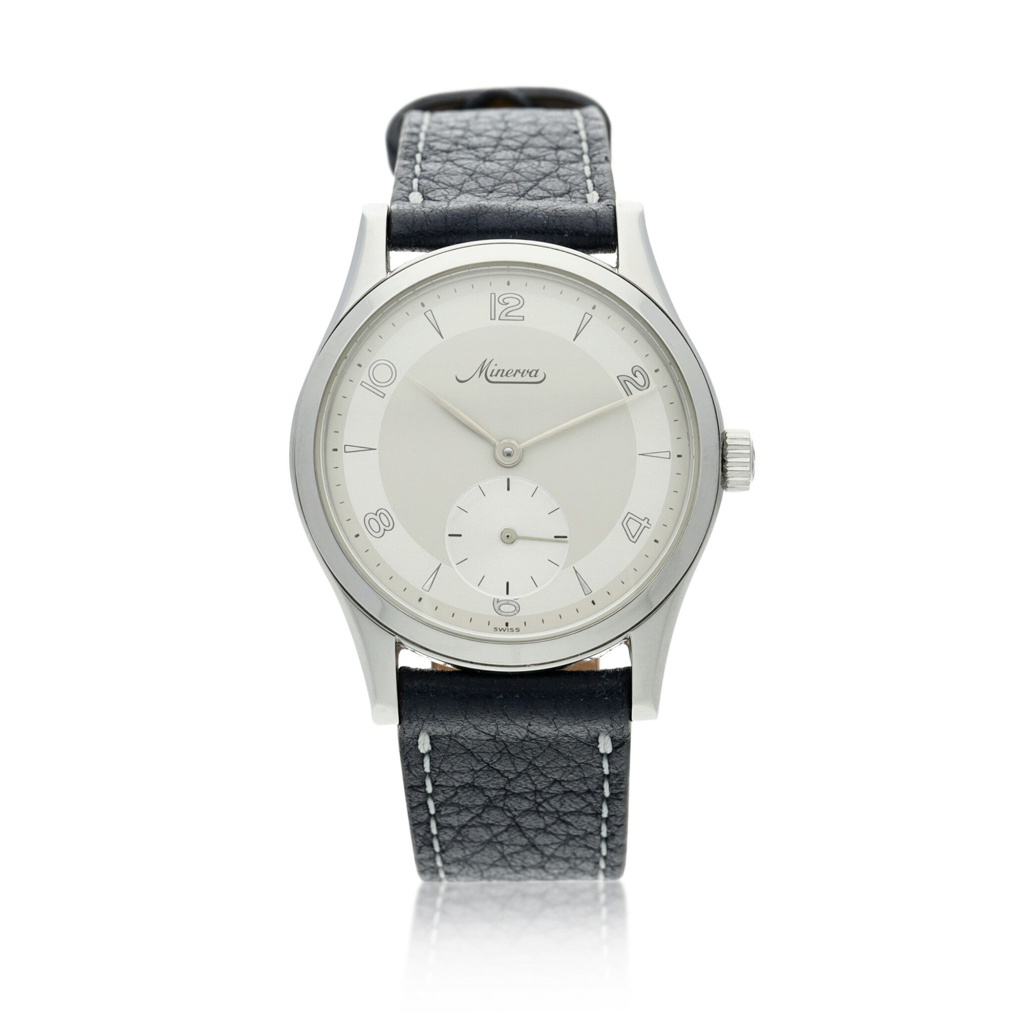 View full screen - View 1 of Lot 115. Reference 48772 A stainless steel wristwatch, Circa 1997.