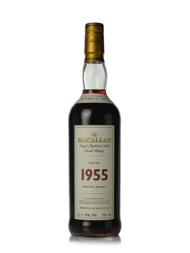The Macallan Fine & Rare 46 Year Old 45.9 abv 1955 (1 BT75cl)