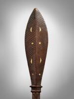 Inlaid Club, Tonga or Samoa