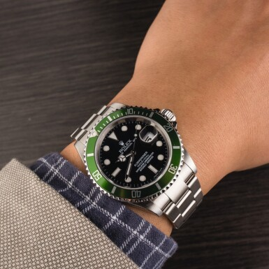 """View 4. Thumbnail of Lot 2. ROLEX 