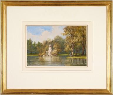 View 2. Thumbnail of Lot 218. Le Petit Trianon, Versailles  .