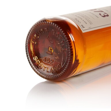 View 4. Thumbnail of Lot 9. The Macallan Fine & Rare 30 Year Old 60.6 abv 1973 .