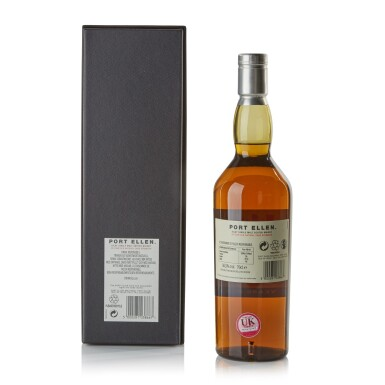 View 2. Thumbnail of Lot 106.  Port Ellen Fourteenth Annual Release 35 Year Old 56.5 abv 1978 .
