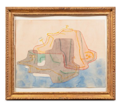 View 2. Thumbnail of Lot 14. PAUL KLEE | MYTHOS EINER INSEL.