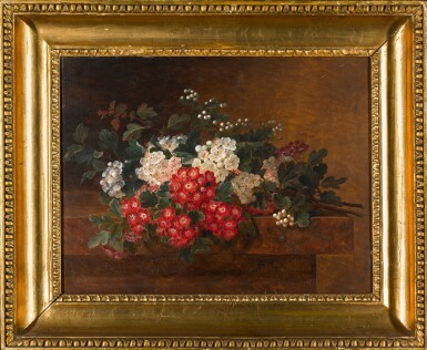 View 2. Thumbnail of Lot 112. Still Life with Hawthorn Blossom.