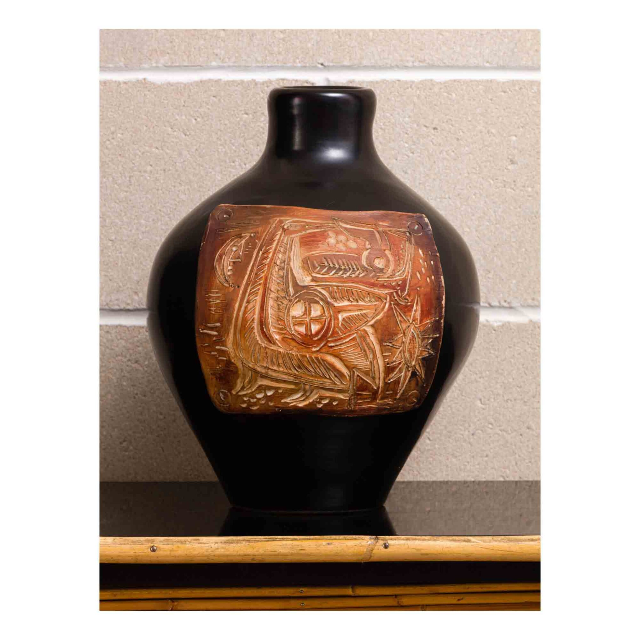 View 1 of Lot 370. Vase.