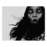 RICHARD AVEDON | MARIAN ANDERSON, CONTRALTO, NEW YORK, JUNE 30, 1955