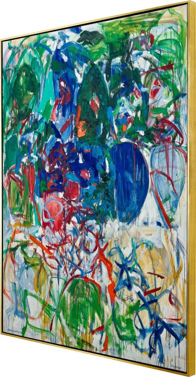 View 5. Thumbnail of Lot 1114. Joan Mitchell 瓊・米切爾 | Untitled 無題.