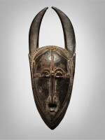 Baule Mask, Côte d'Ivoire